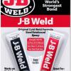 J-B Weld Steel Reinforced Cold-Weld Epoxy 56,8 g.