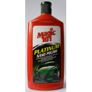 Magic 101 Platinium Nano Polish 414 ml.