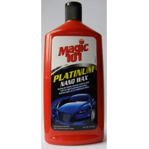 Magic 101 Platinium Nano Wax 414 ml.