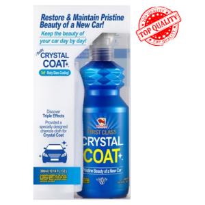 Bullsone First Class Body Crystal Coat 300 ml.